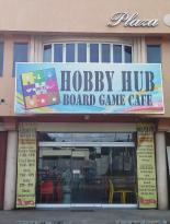 Hobby Hub Board Game Cafe