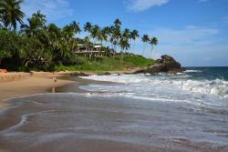 Luxury resort on the south coast