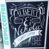 Albert + Nikola