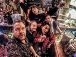 Friendly bar staff!