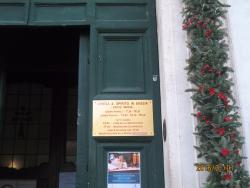 Eglise Santo Spirito in Sassia