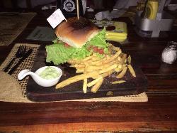 Armadillo Burgers & Grill