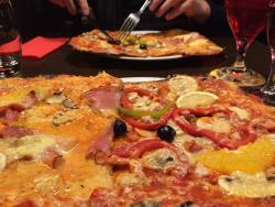 Pizzeria des theatres