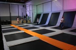 Vrog Trampoline and Freerunning