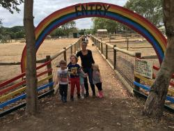 Rain, Hayne and Shine Farmyard