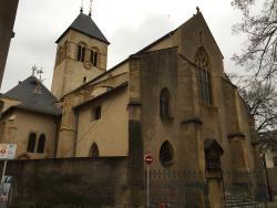 Eglise Saint-Eucaire