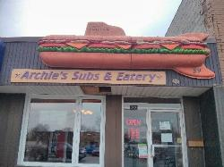 Archies Subs & Eatery