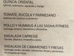 Comadres Spa Cuisine