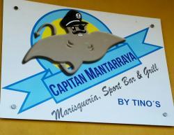 Restaurante Capitan Mantarraya