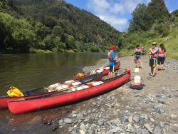 Blazing Paddles Canoe Adventures - Day Tours