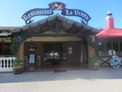 La Vinya, Restaurant