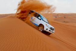 迪拜沙漠之旅
