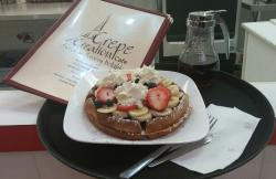 Crepe Creation Cafe Inlet Square Mall