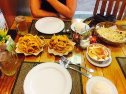 Kashmir restaurant karon
