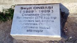 Seyit Onbasi Monument