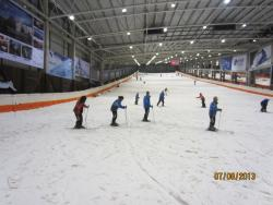 Shunyi Qiaobo Snow World