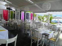 La Mer Restaurant by Trokadero Hotel