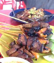 Restoran Lineclear Kg Jawa - Rojak & Satay Original