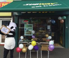 Subway Dunmurry