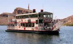 the Dolly Steamboat
