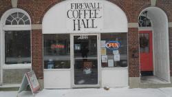 Firewall Coffee Hall