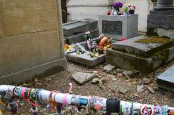 Pere-Lachaise Cemetery (Cimetiere du Pere-Lachaise)