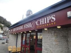 ‪Riverside Fish and Chips‬