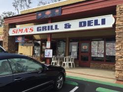 Sima's Grill & Deli