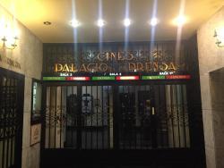 Palacio de la Prensa Cinema