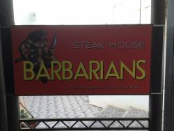 Barbarians Steak House