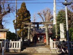 Akatsuka Suwa Shrine