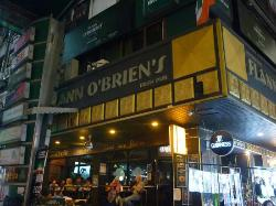 Obriens Irish Sandwitch Bar