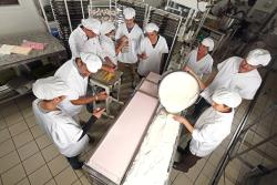 Chocolaterie de Puyricard, Visites des Ateliers de Fabrication