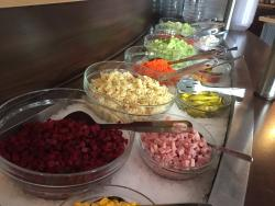 Aroma Coffeeshop & Salatbar