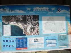 Praia do Vale de Centianes