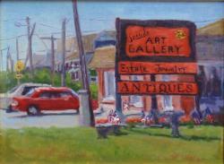 Seaside Art Gallery