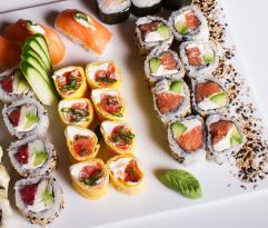 Tangie Sushi & Resto