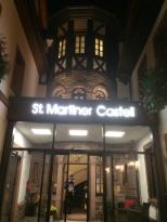 Hotel-Restaurant Sankt Martiner Castell