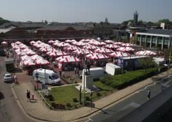 Chorley Market
