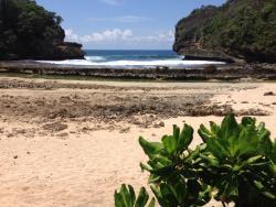 Batu Bengkung Beach