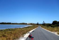 Rottnest Island Salt Lakes