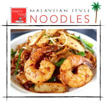 Adams Food Malaysian Style Noodles