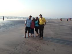 family time in cool trip.........