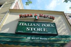 Frank and Maria's Italian Pork Store