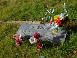Clyde Barrows Grave and Family Plot
