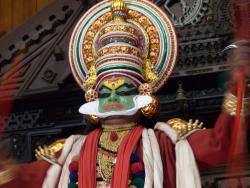 See India Foundation Kathakali Theater