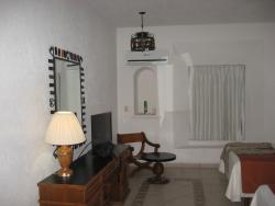 The double room (bathroom with shower included)