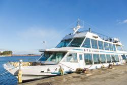 松岛环岛游览船