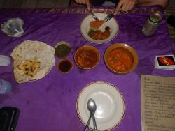 Exquisite indian food to remember combined with welcoming friendly staff and beautiful restaurant