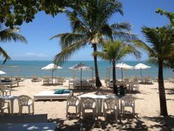 Cabana A Praia Branca